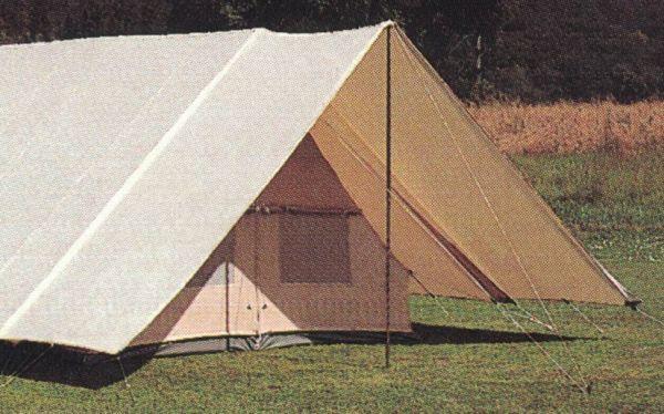 Vordach für Hauszelt Scout 400 von Stromeyer