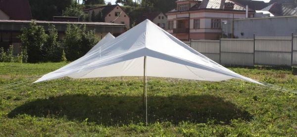 Überdach aus Airtex für ausgesuchte Stromeyer Zelte