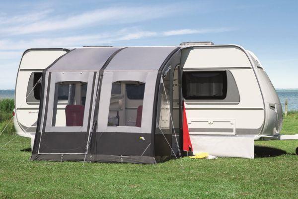 Vorzelt Speed Air Luftzelt für Wohnwagen mit Einzugshöhe von 235-250 cm