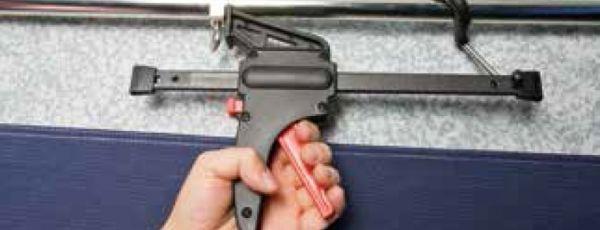 Gestängespanner mit Pistolengriff