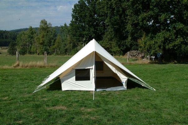 Stromeyer Doppeldach-Hauszelt Travo