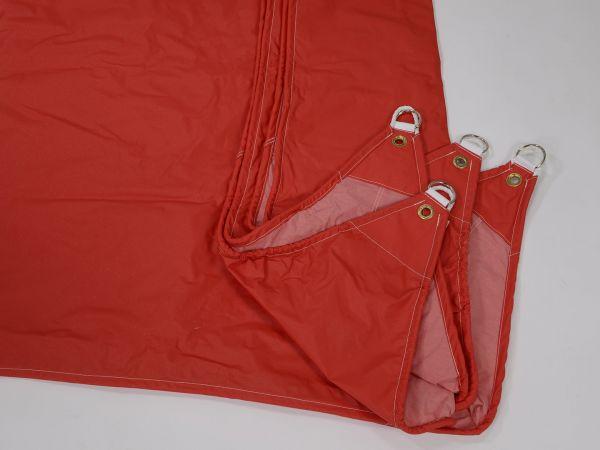 Sonnensegel-Tuch rot von Stromeyer