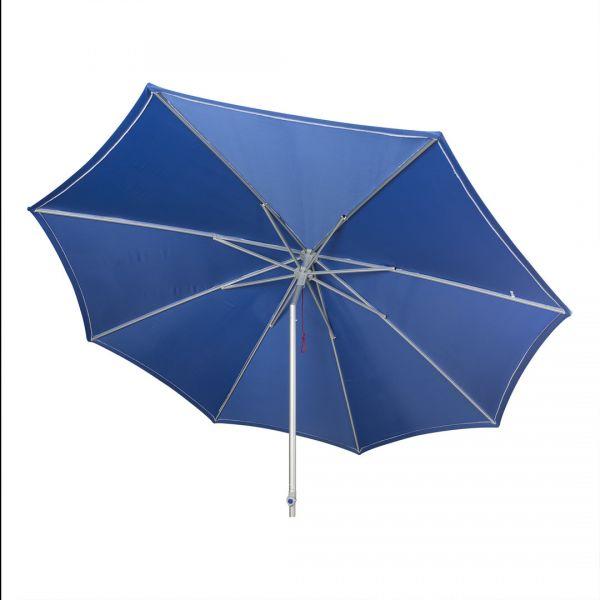 Stromeyer Sonnenschirm Easy-Line 300cmØcm rund blau