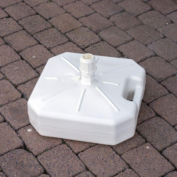 Schirmständer Kunststoff wasserbefüllbar 16 Liter