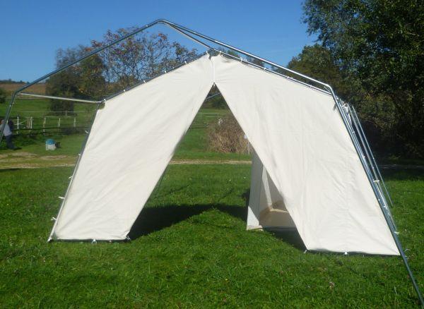 Trennwand für Tortuga Zelt Alaska