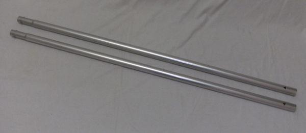 Easy-System Alu-Zwischenstück (2 Stück) 92cm 25mm