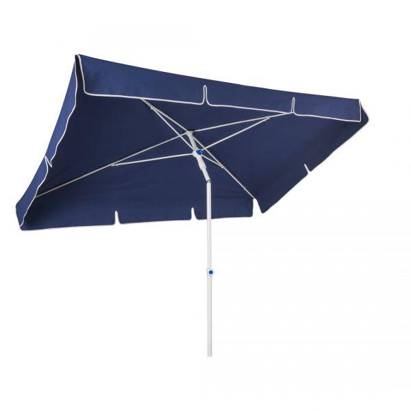 Stromeyer Sonnenschirm Haarlem 210x135cm rechteckig dunkelblau